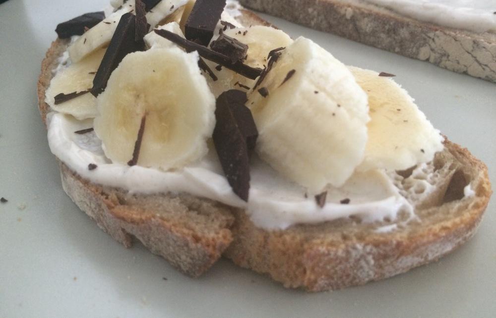 banana toastie 1